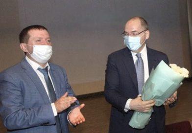 МОЗ  віддав  Республіканську клінічну лікарню під університетську клініку
